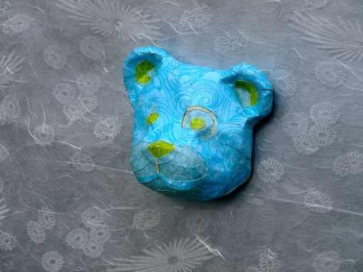 Custom Made Children's Room Decorative Bear Mask