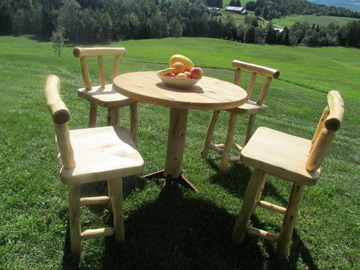 Custom Made Dining Set