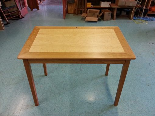 Custom Made Writing Table W/Out Drawer