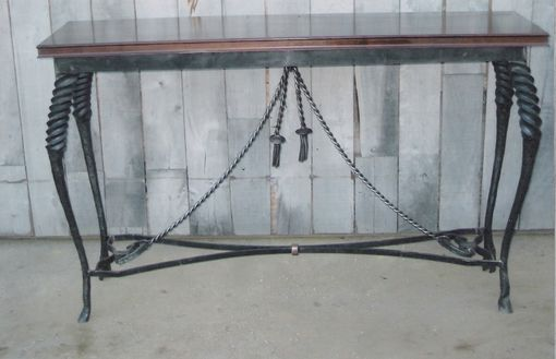 Custom Made Classic Wrought Steel