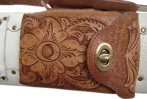 Custom Made Whimsy Leather Poolstick Case