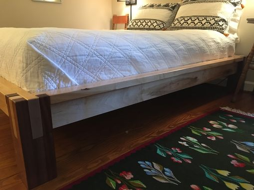 Custom Made Tatami Platform Bed