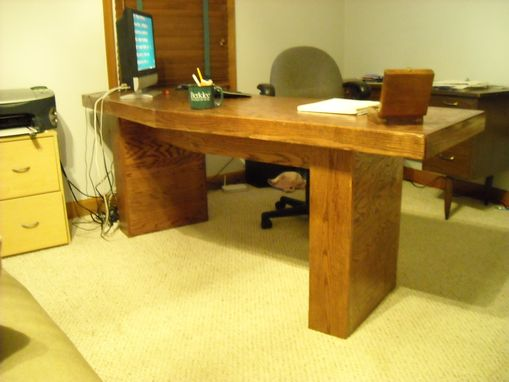 Custom Made Power Desk