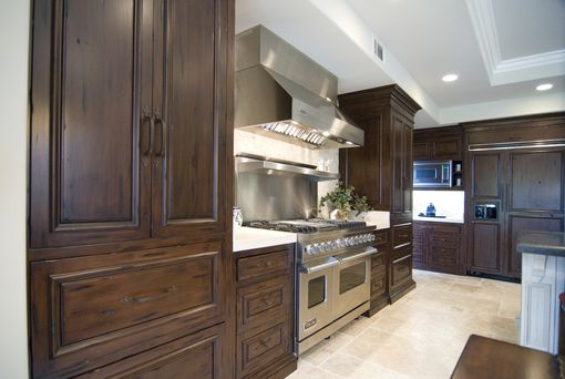 Custom Made Custom Kitchen