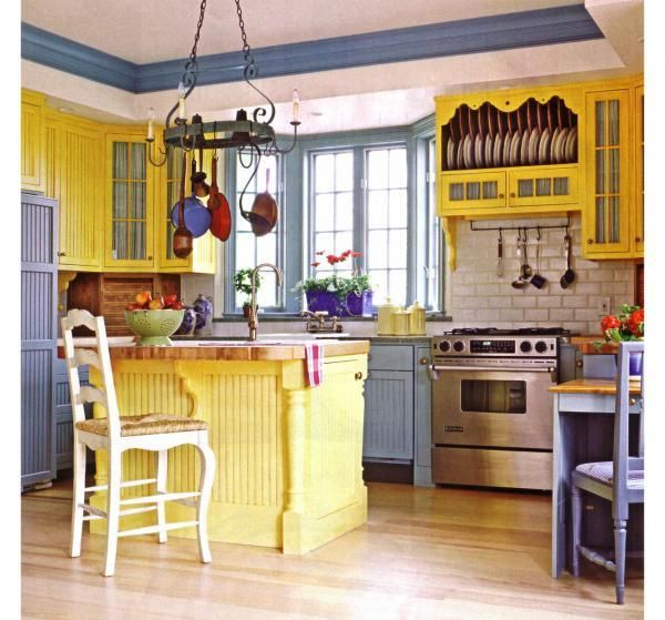 Hand Made Swedish Kitchen By Bruce Powell Design