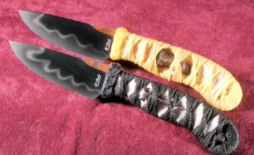 Custom Made Edo Hunting Knife