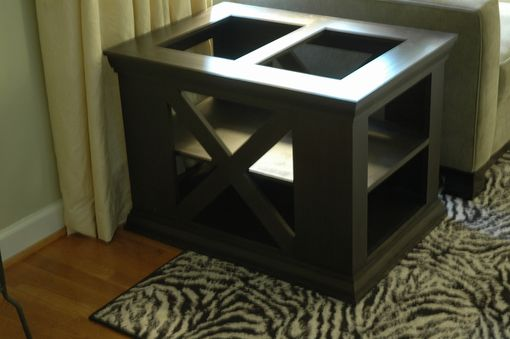Custom Made Painted / Stained End Table