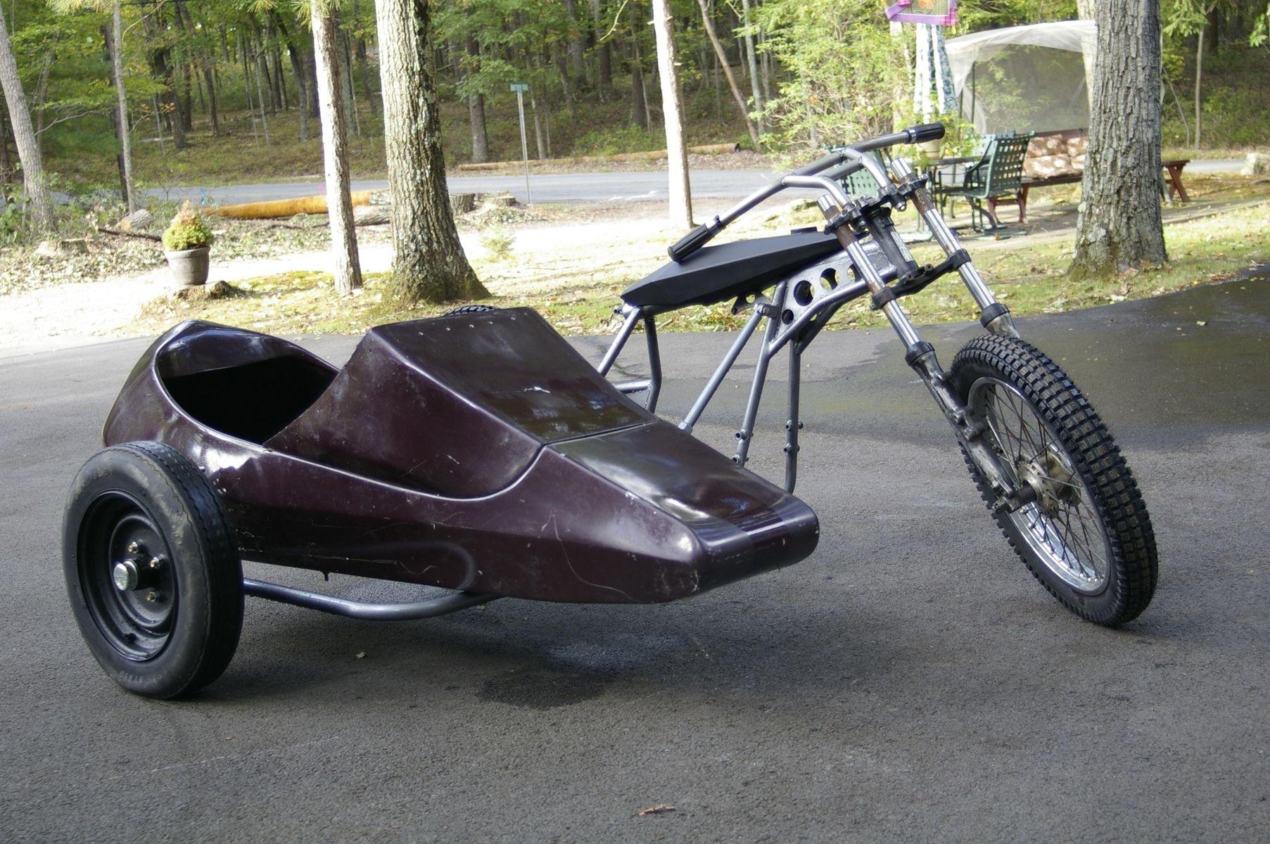Handmade Custom Motorcycle by Fisher Fabrications