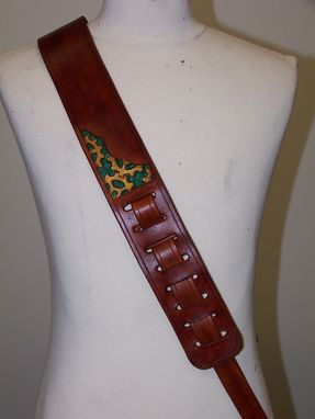 Custom Made Guitar Straps