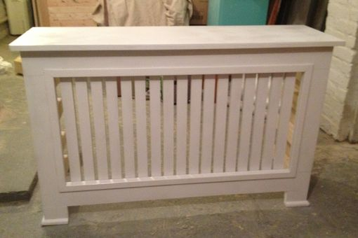 Custom Made Radiator Covers
