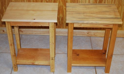 Custom Made Tables, End Or Lamp