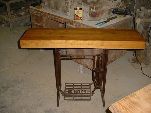 Custom Made Repurposed Tables, Desk, And Kitchen Islands