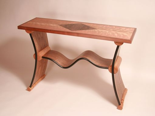 Custom Made Wood Tables