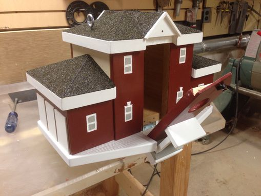 Custom Made Custom Birdhouse