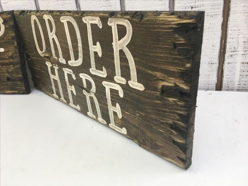 Custom Made Custom Restaurant Signs