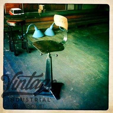 Custom Made Metropolitan Bar Chair