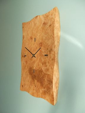 Custom Made Wooden Wall Clock