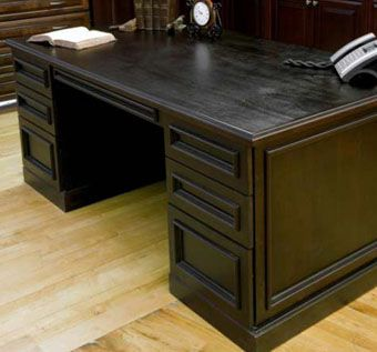 Custom Made Custom Executive Desk