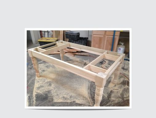 Custom Made Large Farmtable