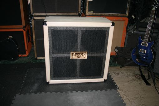 Custom Made Custom Cabs And Music Equipment