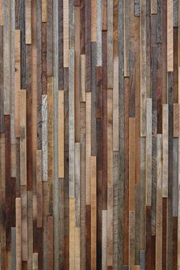 Hand Made Reclaimed Wood Wall Art Made Of Old Barnwood