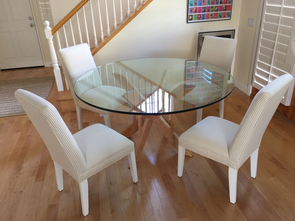 Double X Dining Table Base