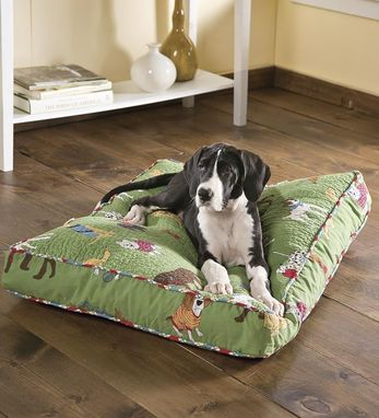 Custom Made Pet Bedding, Accessories, Dog Bed Covers, Removable Shells, Zippered Pet Bed Covers, Extra Cover