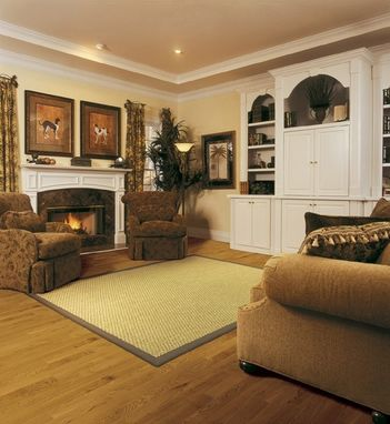 Custom Made Sun Sisal Area Rug