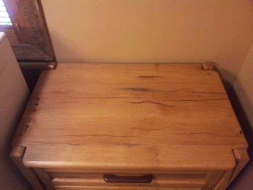Custom Made Chest Drawers Quarter Sawn White Oak