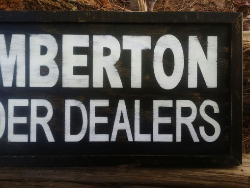 Custom Made Replica Vintage Signs From $165