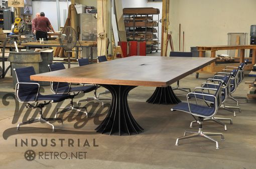 Custom Made Compressor Conference Table