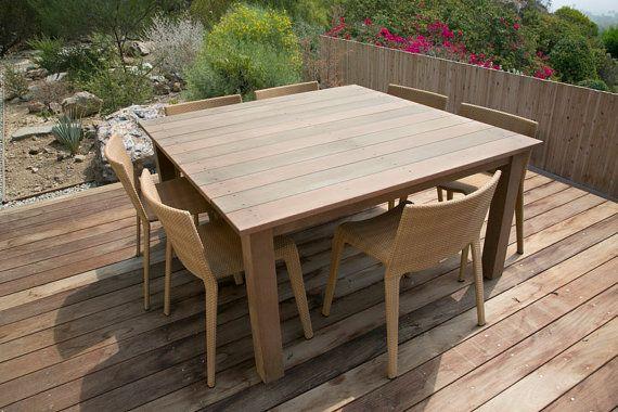 Custom Made Ipe Deck Table By House Of Hardwood Custommade