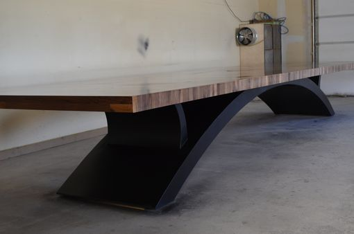 Custom Made Arch Conference Table