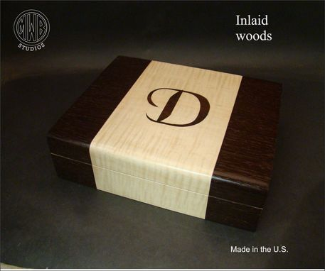 Custom Made Handcrafted Humidor's Made In The U.S.  Hd
