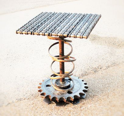 Custom Made Metal Art Furniture