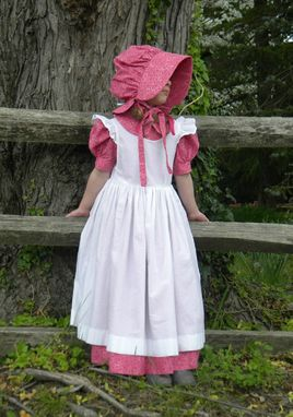 Hand Crafted Prairie 19th Century Children S Clothing