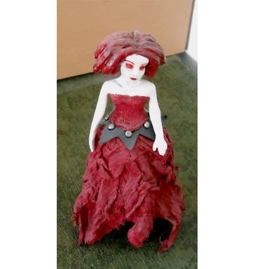 Custom Made Raggedy Anne