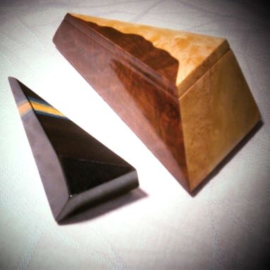 Custom Made Wood Boxes