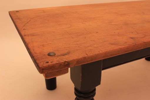 Custom Made Ct-35 Antique Bakers Table Top