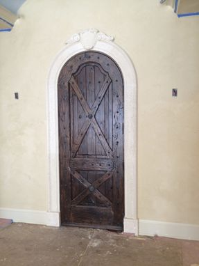 Custom Made Custom Doors