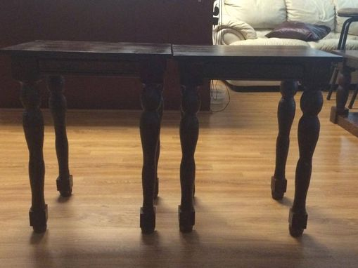 Custom Made Elders End Table