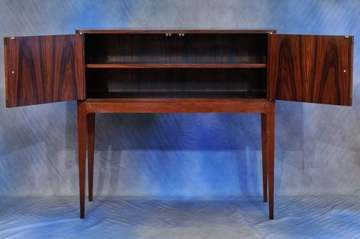 Custom Made Contemporary Pau Ferro Sideboard
