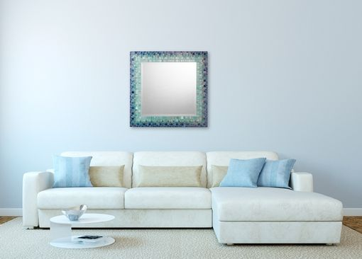 Custom Made Mosaic Wall Mirror - Classic Collection