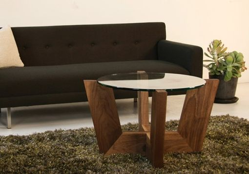 Custom Made Ablo Coffee Table And End Table