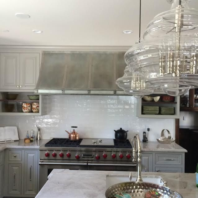 Kitchen Hood Decoration: Buy Handmade #97custom Zinc Range Hood With Decorative