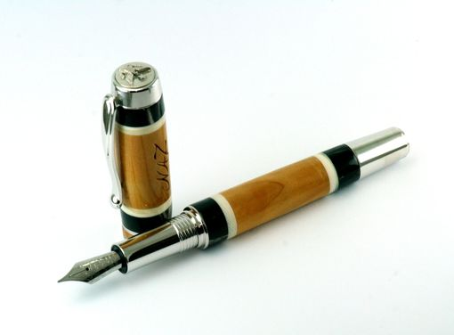 Custom Made Custom Historic Fountain Pen