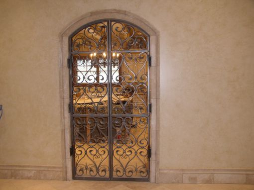 Custom Made Great Room Doors