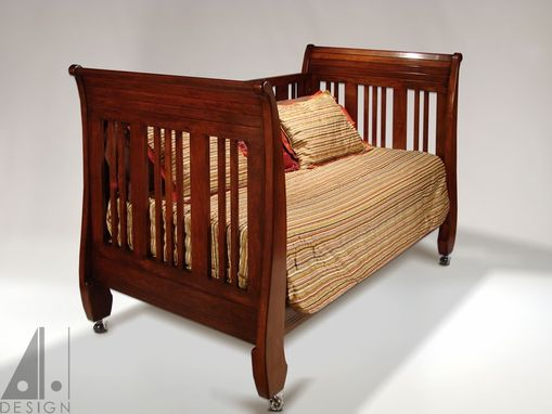 Custom Made Custom Transformable Bed