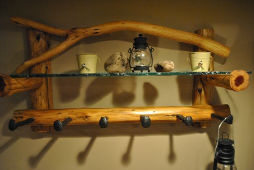 Custom Made Custom Coat Rack