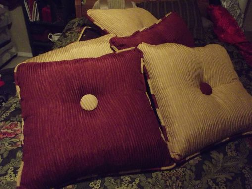 Custom Made Custom Designer Pillows